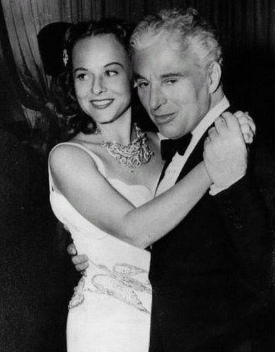 Charlie & Paulette Goddard - Their marital status was a source of controversy and speculation. During most of their time together, both refused to comment on the matter. Chaplin maintained they were married in China in 1936, but to private associates and family, he reportedly claimed they were never legally married, except in common law.