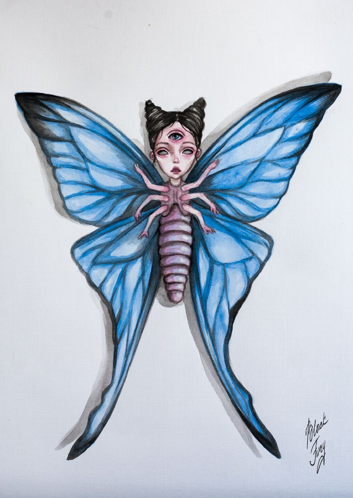butterfly by BlackFurya on DeviantArt