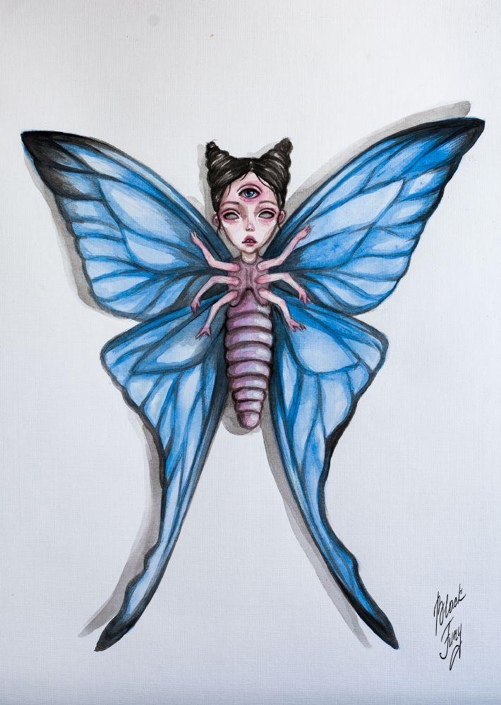 butterfly by BlackFurya on DeviantArt