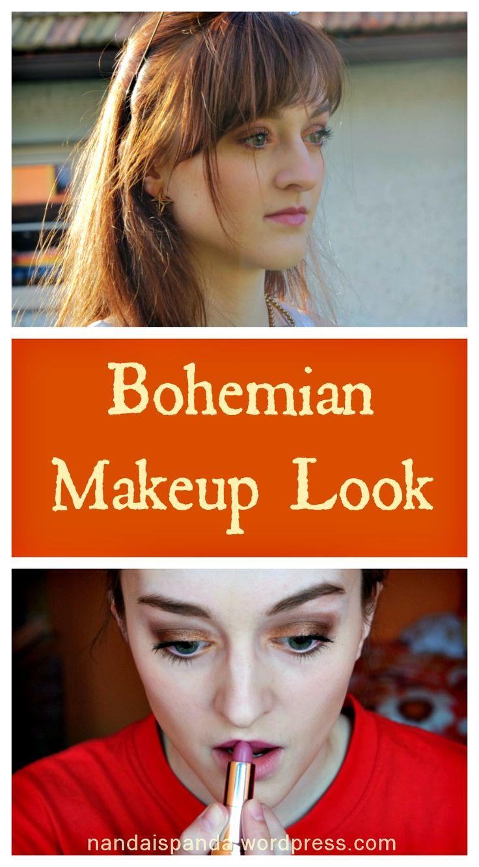 makeup, makeup look, makeup tutorial, summer, boho, bohemian look, how to, step by step, makeup idea, cosmetics, budget, affordable, drugstore, beauty, inspirational