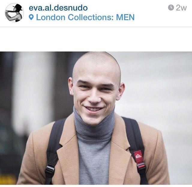 1000 Ideas About Bald Men Styles On Pinterest: 56 Best Images About Bald Style On Pinterest