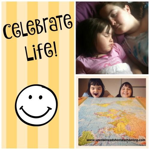 Celebrating Life When You Have a Serious Disease