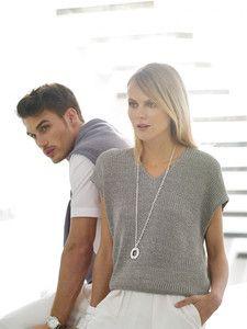 burda style: Damen - Pullover & Cardigans - Pullover - überschnittene Schultern