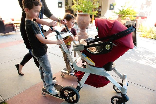 Image result for sidekick stroller