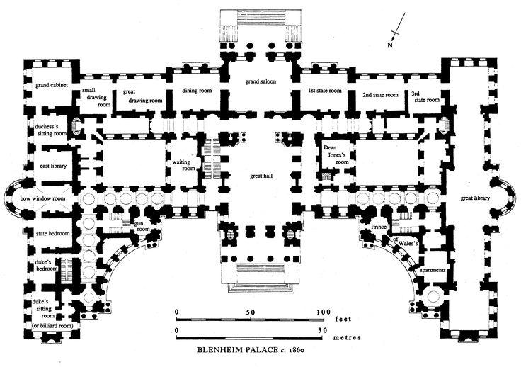 Blenheim: Blenheim Palace   British History Online