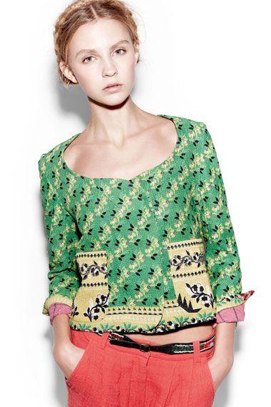 Antik Batik - Kelly jacket - Musae pants