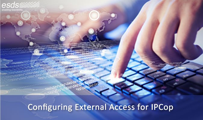 How to Configure External Access for IPCop? IP Cop is a tool to manage firewall application built on a #Linuxframework. Learn to configure external access for #IPCop. Read now!  #Linux #infosec #firewall
