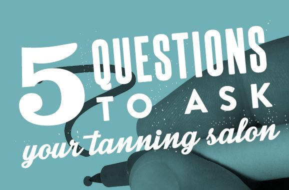 Need to know what to ask your salon before making a spray tan appointment?