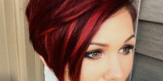 Frisuren 2018 Rot Frisuren 2018 In 2020 Kurze Rote Haare Frisur Rote Haare Frisuren Kurze Haare Rot