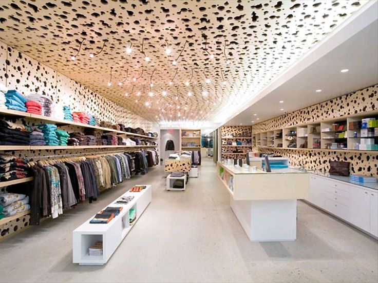 17 Best Ideas About Clothing Store Interior On Pinterest