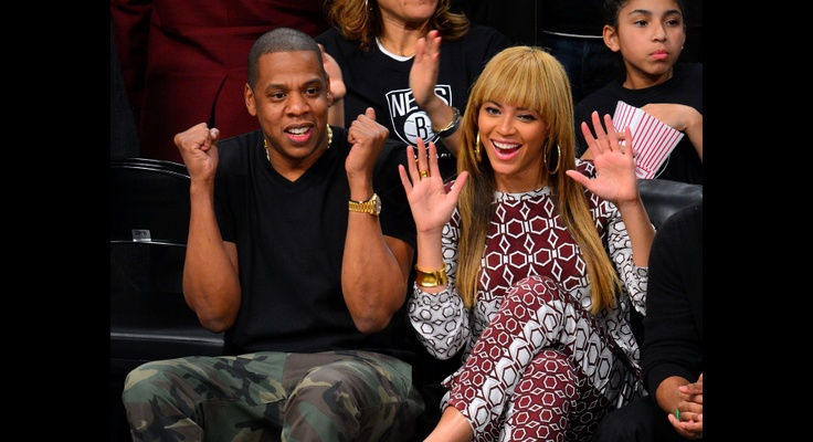 Jay-Z And Beyoncé | GRAMMY.comCelebrities Couples, Blue Ivy, Jay Z, Queens Bey, Jayz, Beyonce Knowles, Brooklyn Nets, People, Beyoncé
