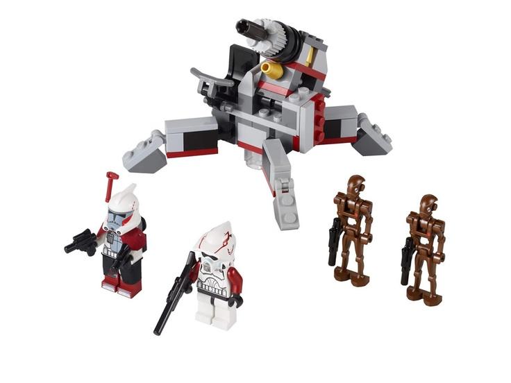 Mejores 27 imágenes de LEGO - Star Wars en Pinterest | Lego star ...