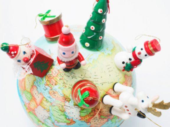 Erfahren Sie bei EAT SMARTER Wissenswertes darüber, wie Weihnachten international zelebriert wird.