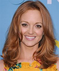 Jayma Mays! I fricken think she is completely gorgeous and adorable in Glee :)