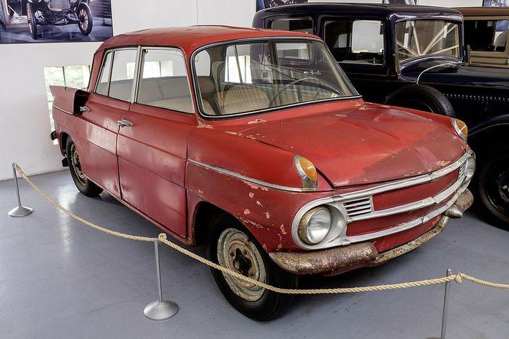 Škoda type 989 (1958) | by The Adventurous Eye