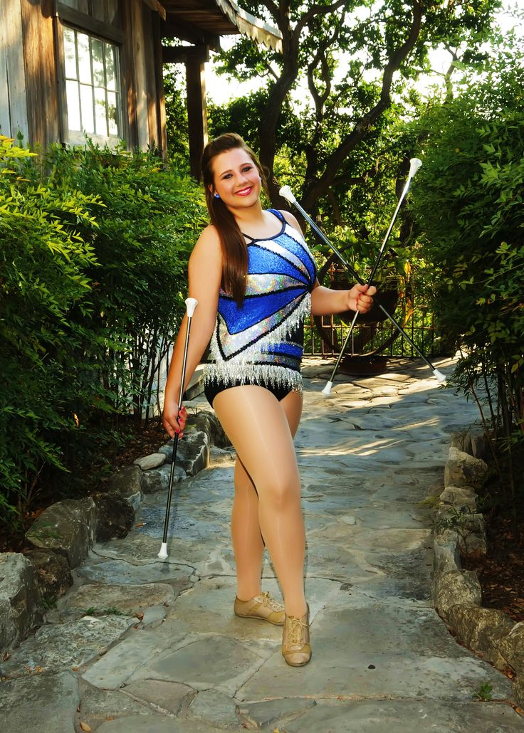 Custom Baton Twirling Costume, Custom Show Off Costume ...
