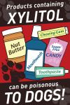 FDA: Keep Your Dogs Away From Gum, Nut Butters Containing Xylitol