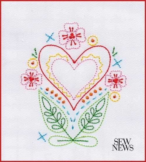 Best images about embroidery hand machine sewing