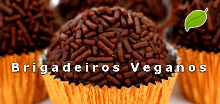 Conheça o Brigadeiro Vegano e aprenda a receita dessa versão do doce preferido dos brasileiros, com o sabor e a textura bem próximos ao original. Delícia!