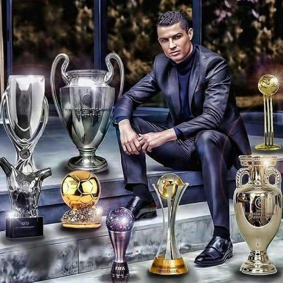 Cristiano Ronaldo zdobył w piłce nożnej prawie wszystko • Ronaldo brakuje tylko Mistrzostwa Świata - może w Rosji? • Wejdź i zobacz #ronaldo #cristianoronaldo #football #soccer #sport #sports #pilkanozna #futbol