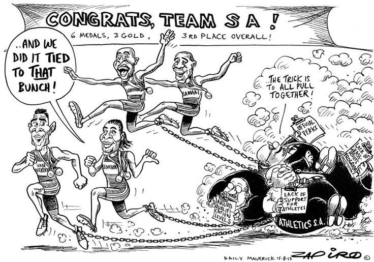 Congrats, Team SA!