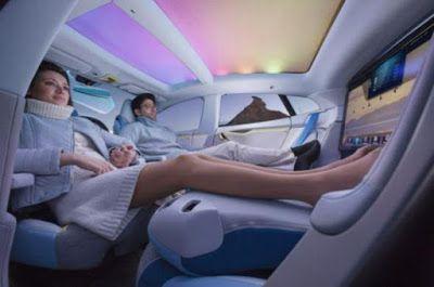 Αντιγραφάκιας: Δείτε το αυτοκίνητο του μέλλοντος - Το οδηγείς... ...