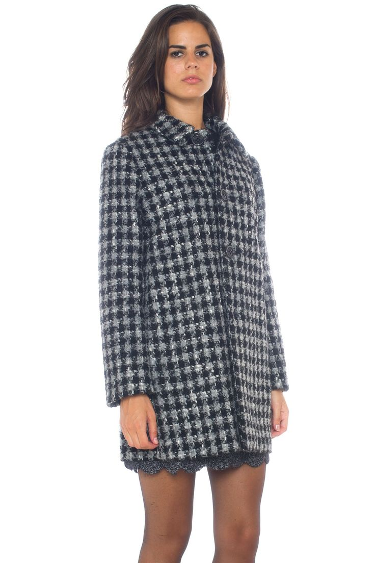 Wide coat - Euro 680   Red Valentino   Scaglione Shopping Online