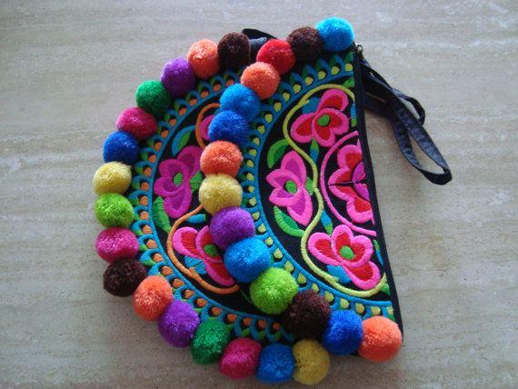 Boho bordado gitana Bohemia hippie étnica por moderncameoboutique