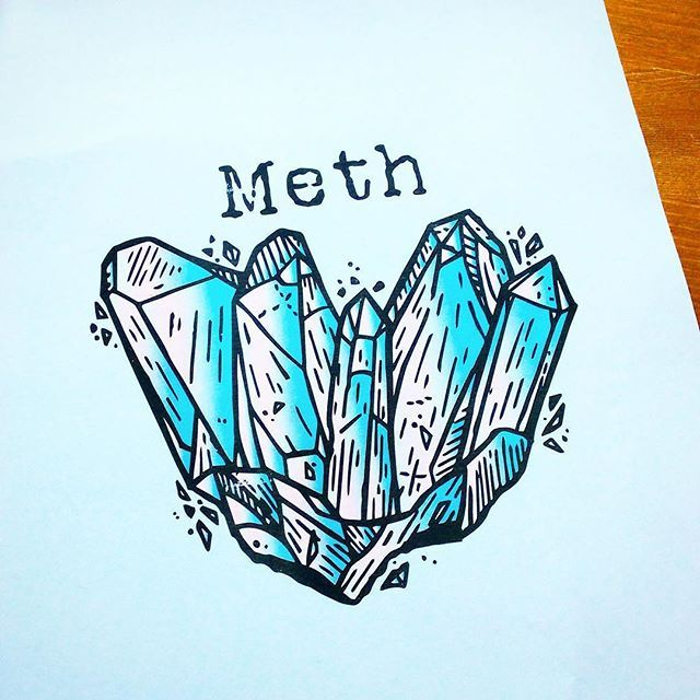 Blue high #drawing #draw #illustration #illustrator #linework #color #sketch #flashtattoo #tattoo #crystal #meth #pink #blue #mysticaltrip #magic #hydeomega #ink #paper #print