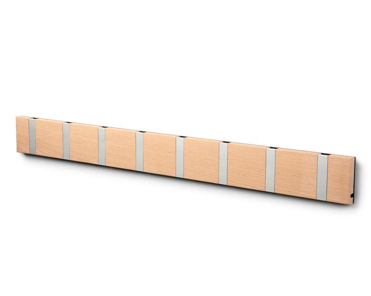 LoCa - Knax 8 knagerække - eg sæbe