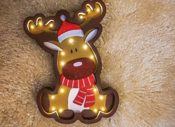 Christmas gift Gift for her Gift for him Merry от Bukvamd на Etsy