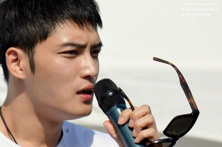 100102 #제13회지상군페스티벌 #GFF #김재중 #KimJaeJoong @bornfreeonekiss good muwoning^^