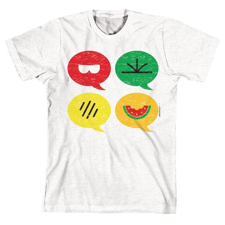 Camiseta Turma Da Mônica Cool - Ícones
