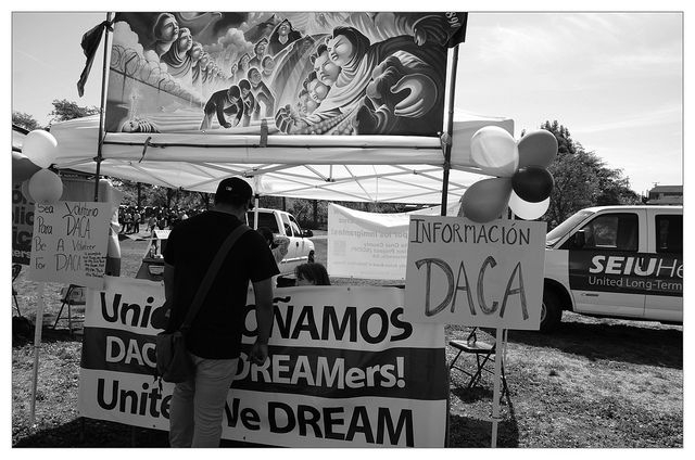 The accomplished young people who crowd our sympathies in the political theater are Americans, and we deserve legal recognition. In lieu of comprehensive legislation, DACA is our best recourse. But we did not come from nothing, Athenas born in full armor. We were raised by men and women who spilled sweat and sometimes blood for us, and I defy you to find a Dreamer who does not owe to their elders their lives and the work ethic you so admire. To use us as collateral against them is…