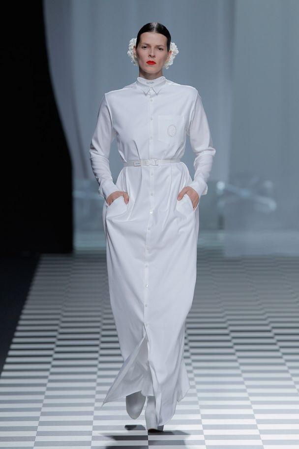 Madrid Fashion Week 2013: pasarela David Delfin