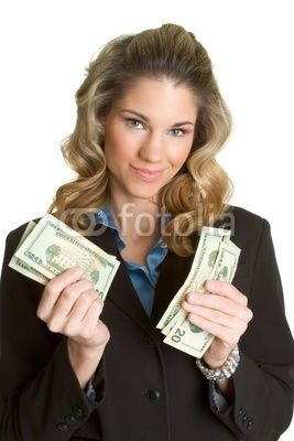 GREEDY EX WIFE counting all the child support money