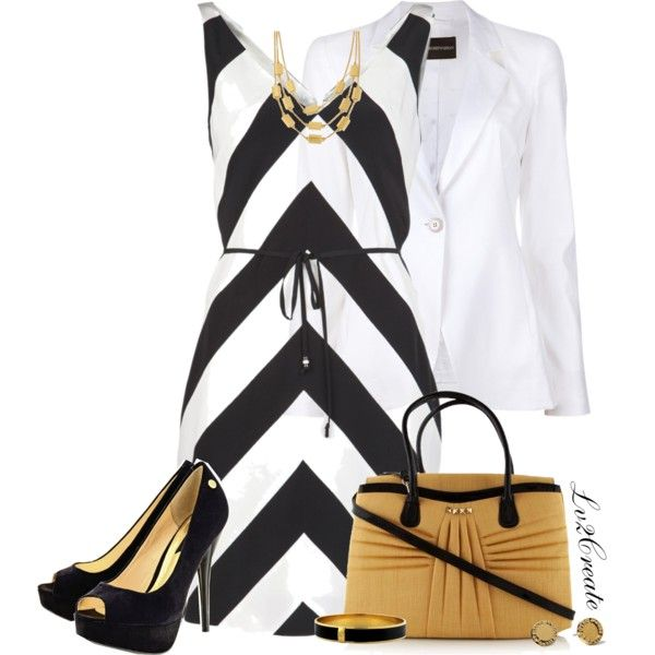 Versatile Yellow Bag, created by lv2create on Polyvore