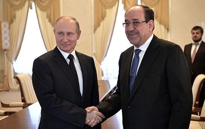 Sputnik Türkiye /// Putin: Rusya ile Irak, askeri-teknik alanda aktif işbirliğine devam ediyor