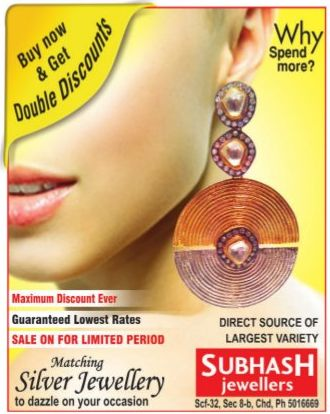 """New #Special #Offers for """" Happy Mother's Day """" - #Subhash #Jewellers sec 8 #chandigarh -http://bit.ly/1b2SLQt"""