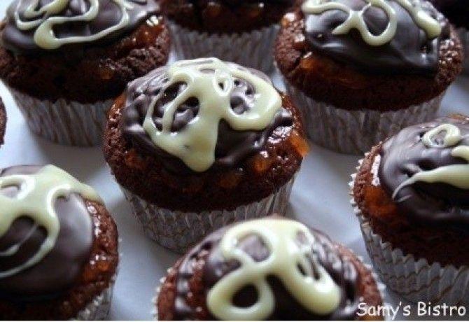 Sacher muffin- Imolától