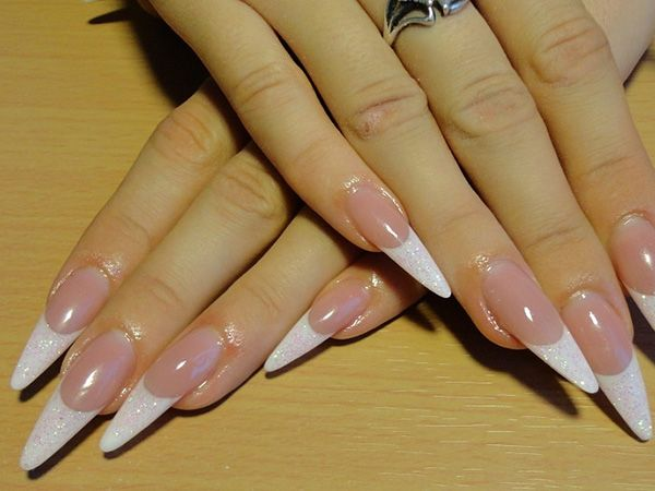 94 Best Images About Nail Extensions U0026 Gel And Acrylic Art On Pinterest | Nail Art Designs ...