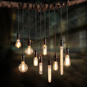1000 Ideas About Edison Bulbs On Pinterest Lamps Pipe