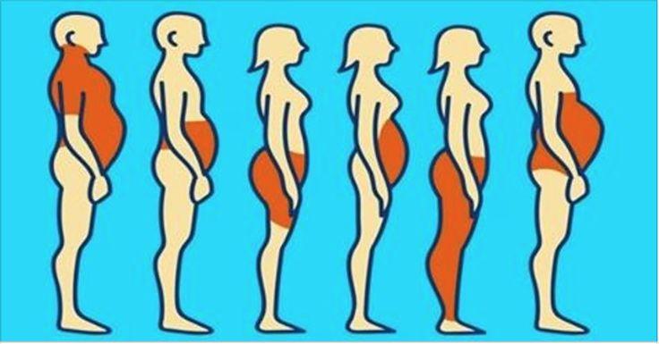 Não é gordura o que você tem na sua barriga. Ela está inchada e você tem que fazer isto para desinchá-la.