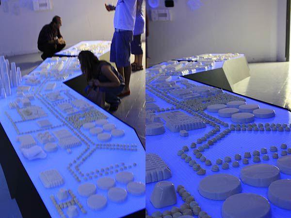 Jean-Claude Chianale : welcome to Panna cotta city / Biennale de Belleville