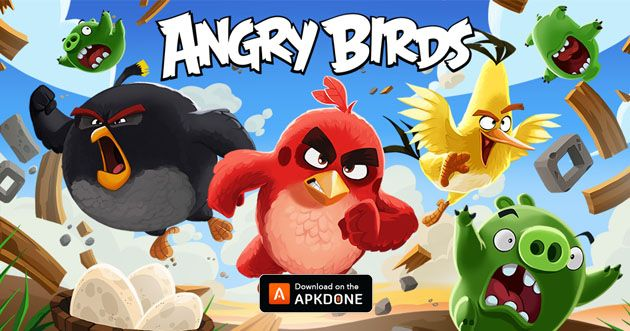 Angry Birds Classic Mod Apk 8 0 3 Unlimited Money For Android