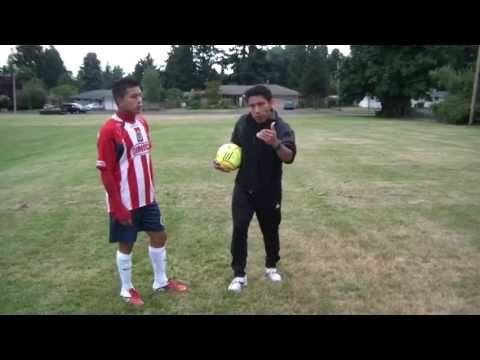 Lo basico para futbol o soccer: Alex Dominguez Show