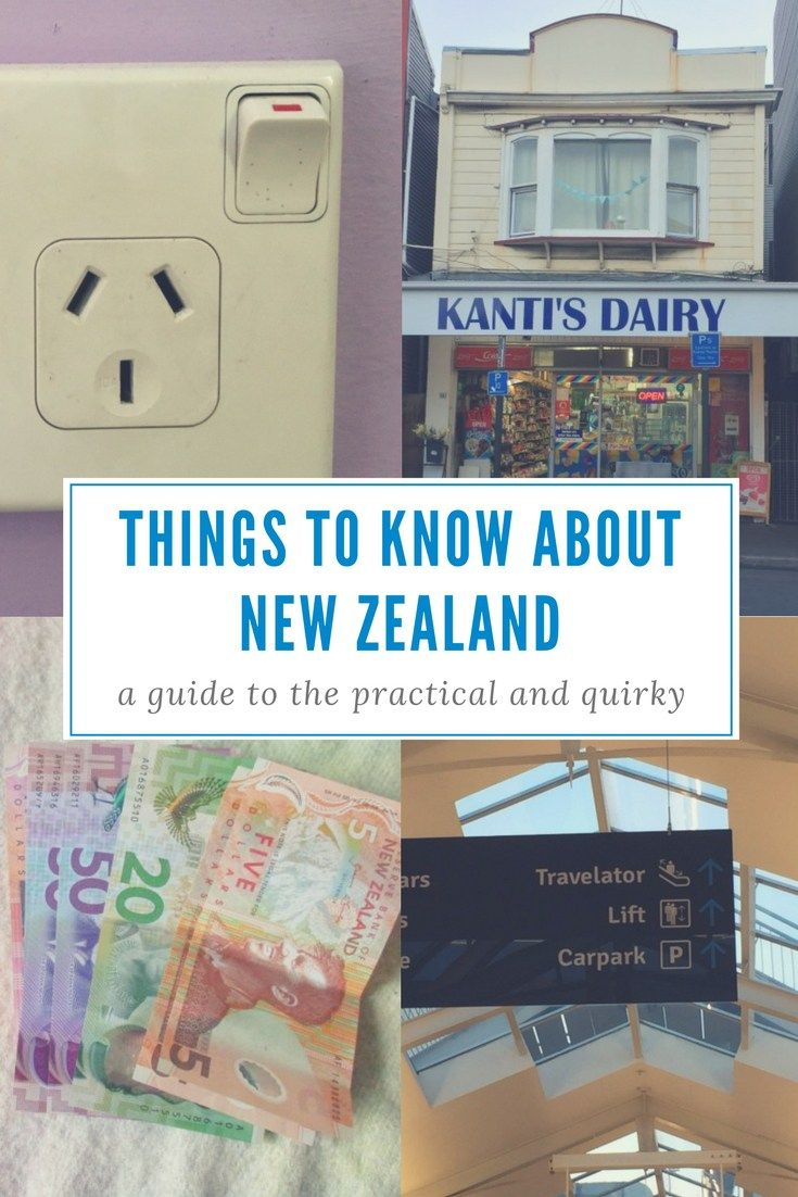 A guide to the practical things to know about New Zealand if you plan to travel here. Plus some quirky things I've learned after living here for two months.