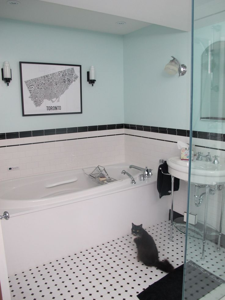 25 best ideas about black white bathrooms on 25114