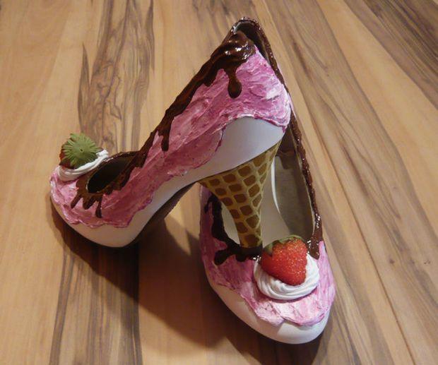 How to Diy Ice-cream Pumps