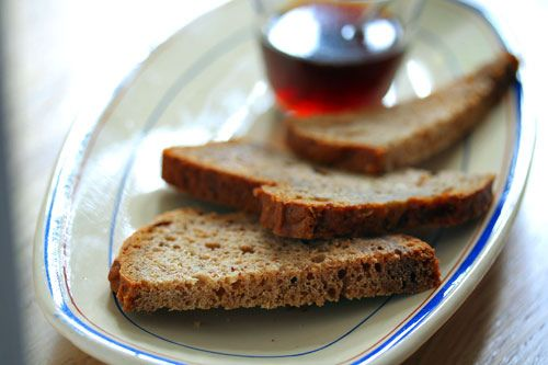 Pain d'Epices recipe (French spice bread)